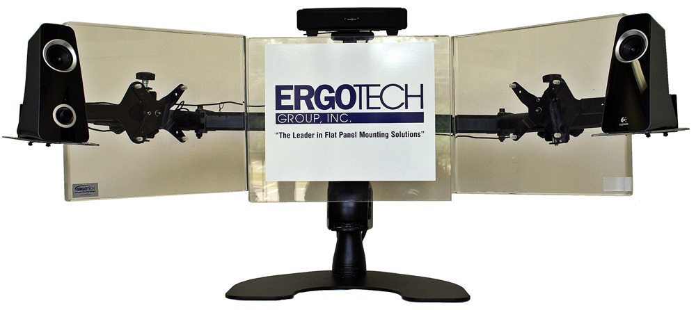 Ergotech Speaker Mount Accessory Interested Wsgf